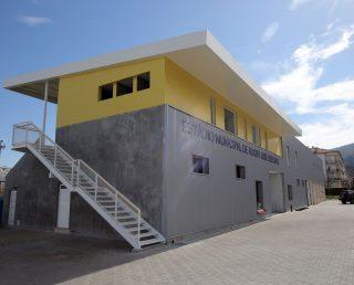 Estádio Municipal de Rugby José Redondo