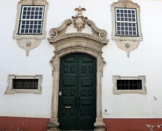 Casas de Cima e de Baixo dos Almeida Serras