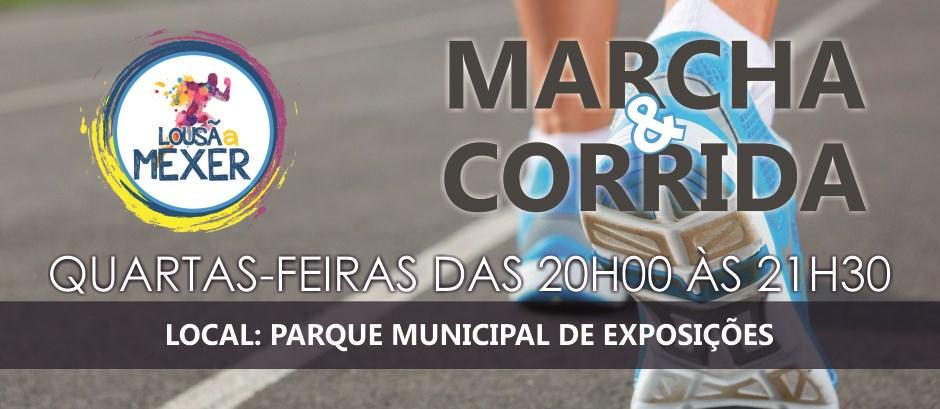 Banner Programa Marcha e Corrida