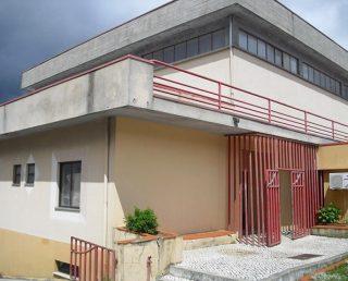 Pavilhão Municipal dos Bombeiros