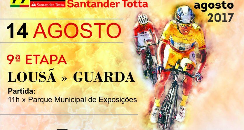 Partida da 9.ª Etapa da 79.ª Volta a Portugal em Bicicleta - Lousã » Guarda