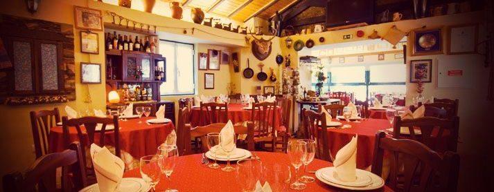 Restaurante - O burgo