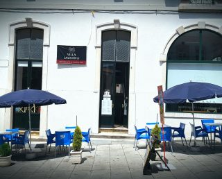 Villa Lausana – Restaurante e Lounge bar
