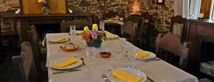 Restaurante - Sabores da Aldeia
