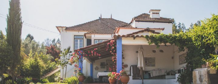 Alojamento - Quinta D'Erica - Adore Portugal