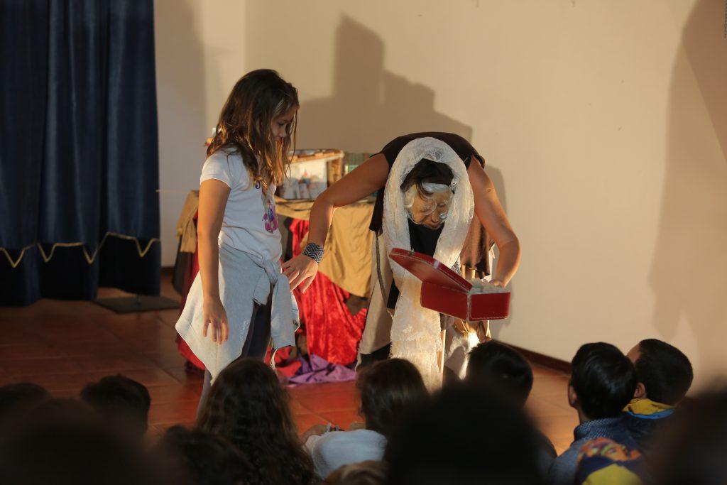 Marionetas ao Centro, Companhia Marimbondo