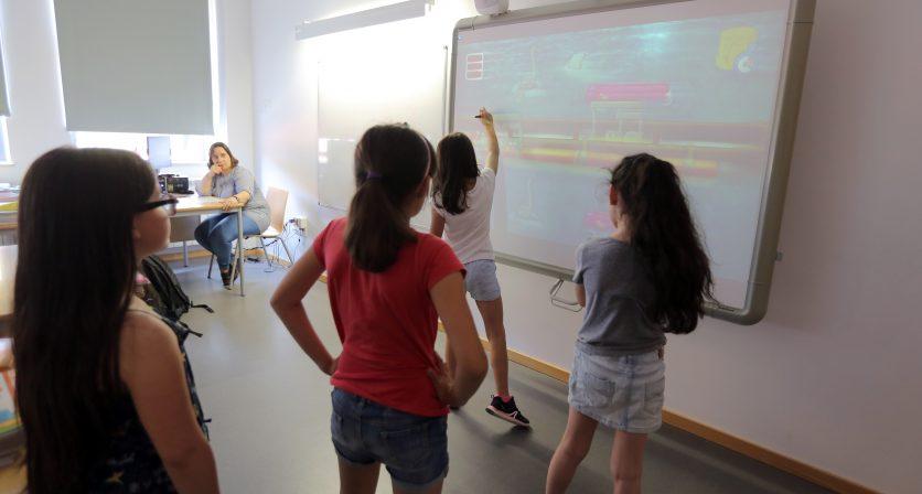 Lousã Living Lab / EduLab / Ambientes Inovadores de Aprendizagem