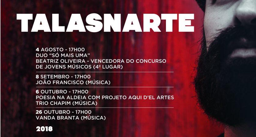 Talasnarte - Atuação de João Francisco