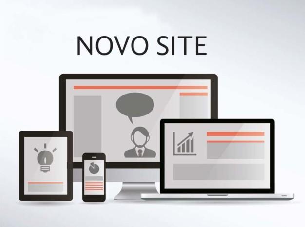 Novo website – Estamos a trabalhar para o servir melhor