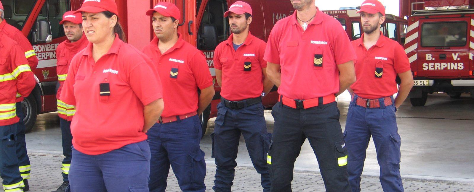 Equipa de Intervenção Permanente (EIP) dos Bombeiros de Serpins já está em funções