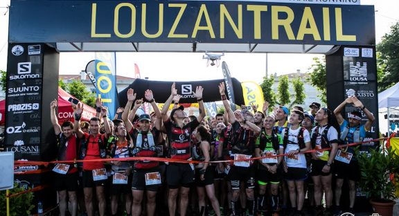 LOUZANTRAIL 2019 integra o circuito Salomon Golden Trail Series
