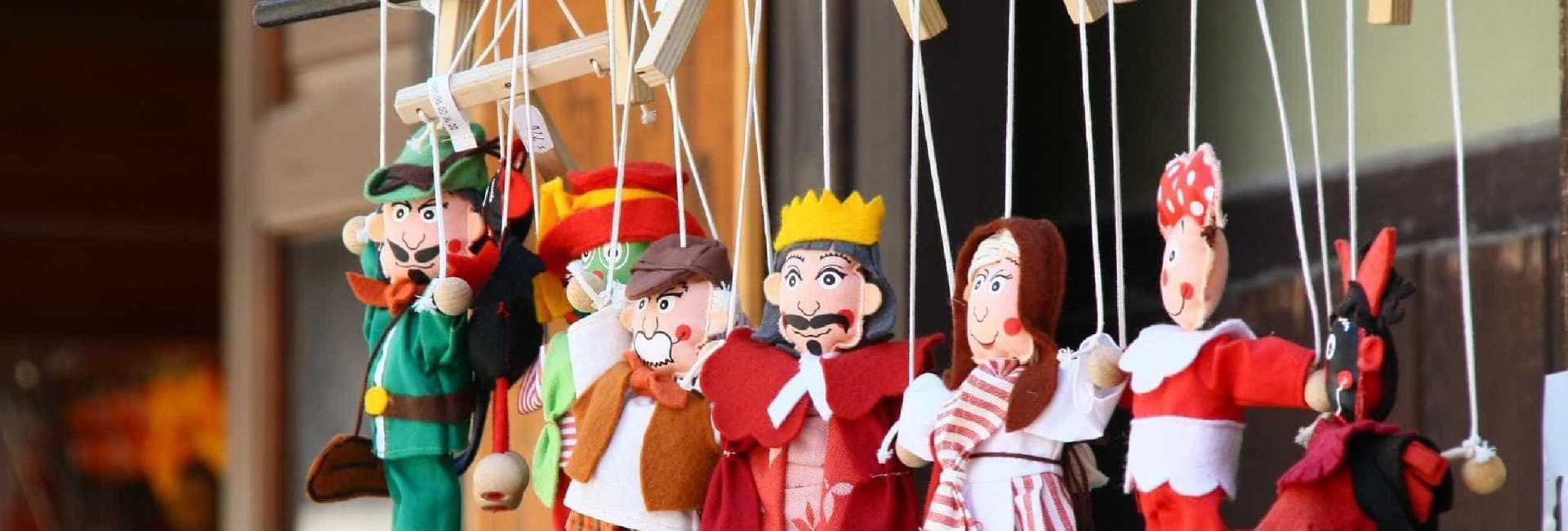Festival Marionetas ao Centro volta a animar a Lousã
