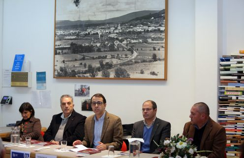 Câmara Municipal lança obra de homenagem ao combatentes da I.ª Grande Guerra – Ultramar