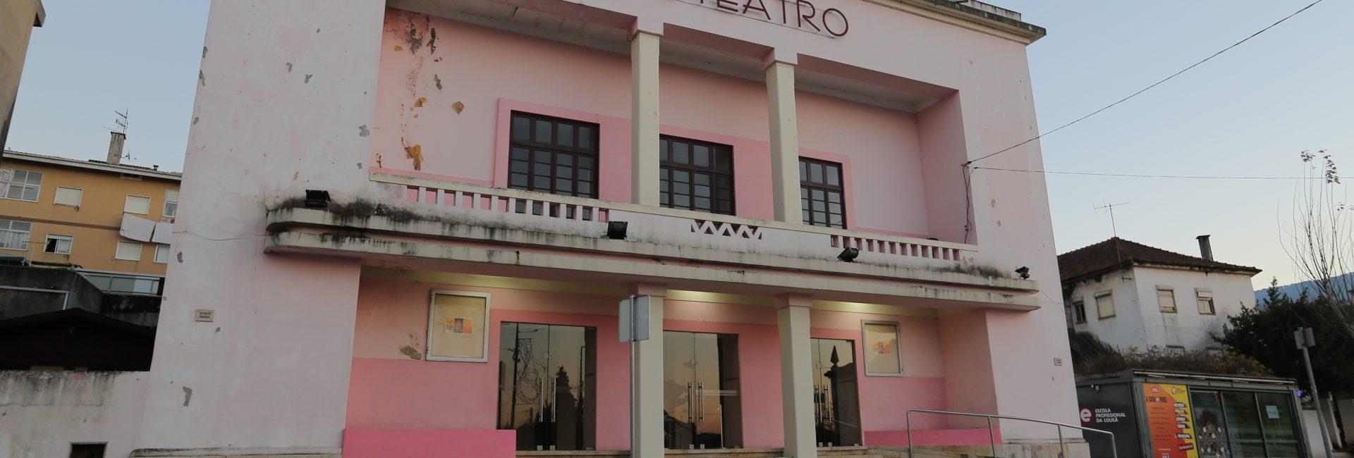 Lançado concurso público para a modernização do Cine Teatro da Lousã
