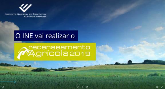 Recenseamento Agrícola 2019 – INE recruta entrevistadores