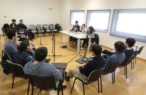 Jovens apresentam propostas sobre ambiente e sustentabilidade