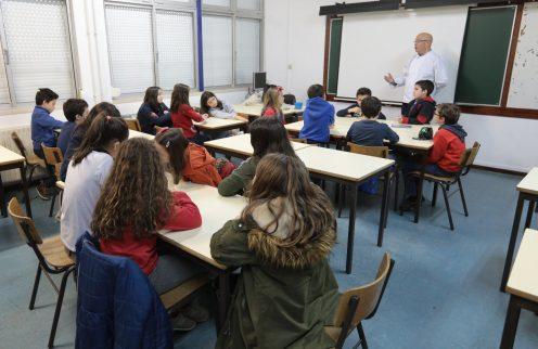 Projeto de Empreendedorismo Escolar recebe o Chef Nuno Ribeiro