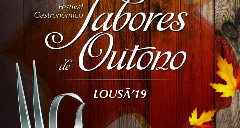 XIV Festival Gastronómico Sabores de Outono 1