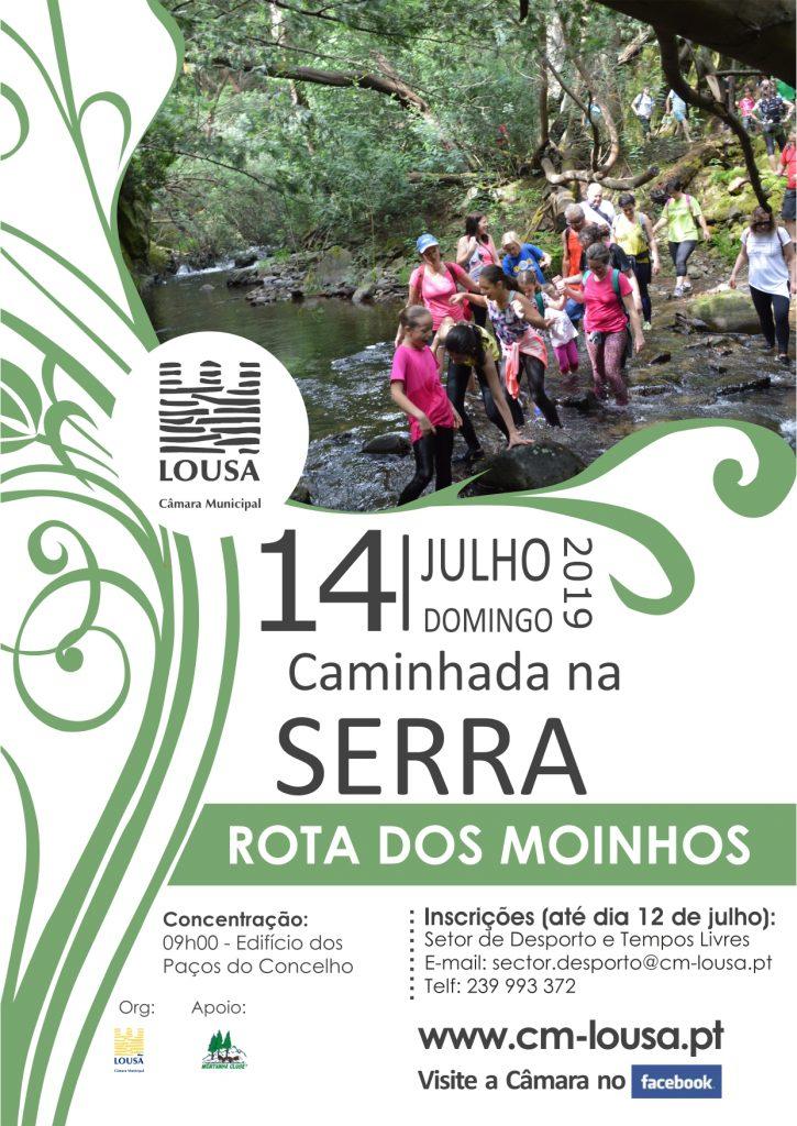 Próximas Caminhadas na Serra