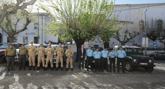 Guarda Nacional Republicana e Município da Lousã promovem ação de sensibilização e prevenção