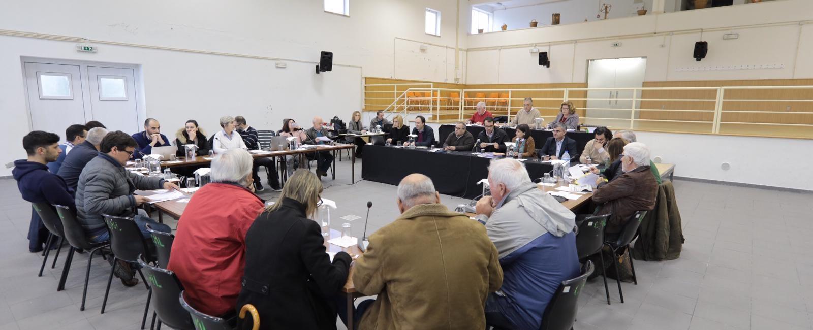 Prestação de contas aprovada pela Assembleia Municipal