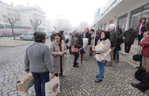 650 seniores da Lousã participaram no passeio ao Bombarral
