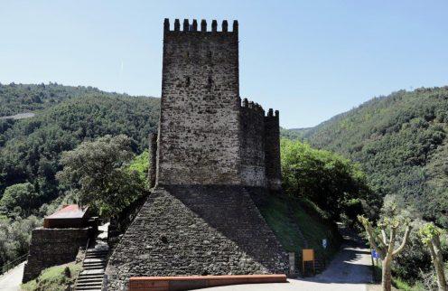 Castelo da Lousã passa a funcionar com horário de inverno.