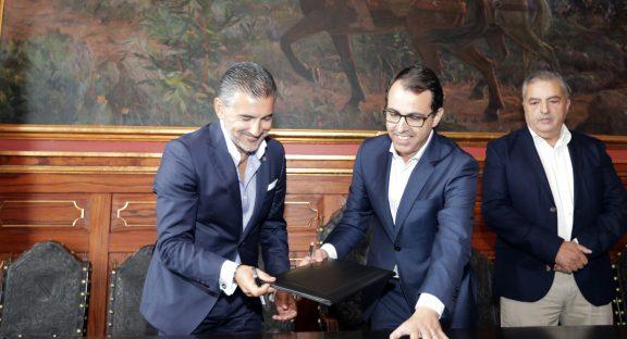 Câmara Municipal da Lousã e Altice Portugal assinaram protocolo para expansão da rede de fibra ótica no Concelho