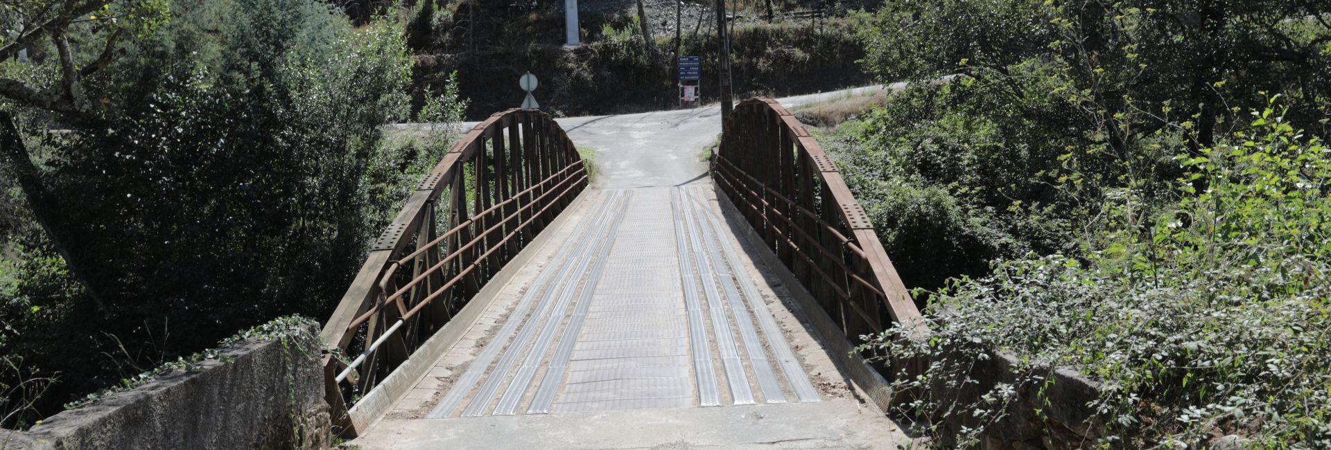 Autarquia disponibiliza transporte gratuito durante a empreitada de construção da nova Ponte do Boque