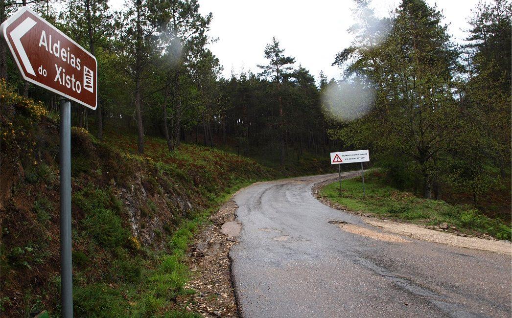 Intervenção na estrada de acesso ao Trevim tem início na próxima semana