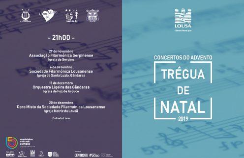 Concerto do Advento – Coro Misto da Sociedade Filarmónica Lousanense