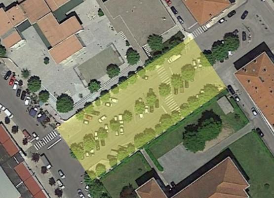 Regeneração Urbana: Circulação e estacionamento interdito/condicionado na Praça Luís de Camões.