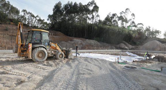 Construção do Centro de Recolha Animal da Lousã teve início hoje.