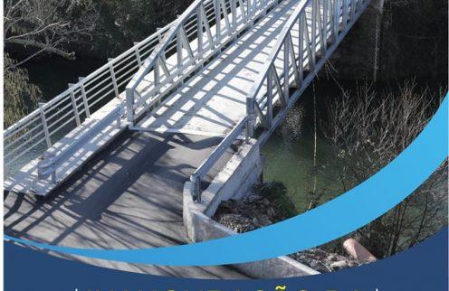 Inauguração da Ponte do Boque.