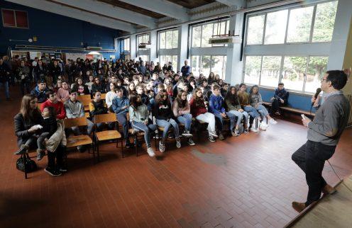 """Projeto """"Lousã Recicla +"""" mobiliza comunidade escolar."""