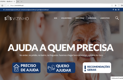 Lousã município-piloto do SOS Vizinho