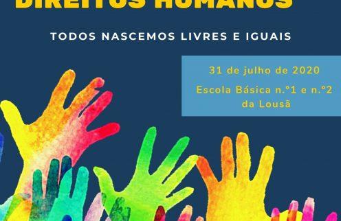 Lousã assinala os 70 anos da Convenção dos Direitos Humanos com crianças e jovens.