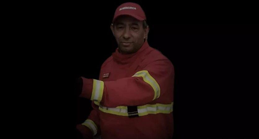 Pesar pelo falecimento do Chefe José Augusto, do Corpo de Bombeiros Voluntários de Miranda do Corvo