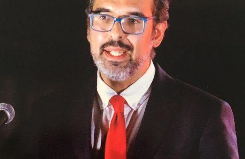 Pedro Santinho Antunes é o novo Conselheiro Municipal para a Igualdade de Género.