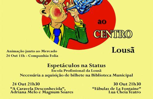 """10.º Festival """"Marionetas ao Centro"""""""