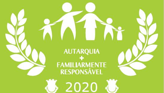 """Lousã é """"Autarquia + Familiarmente Responsável""""."""