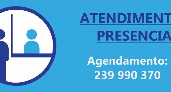 COVID-19 – Novo confinamento – Atendimento presencial nos serviços municipais será realizado por marcação.
