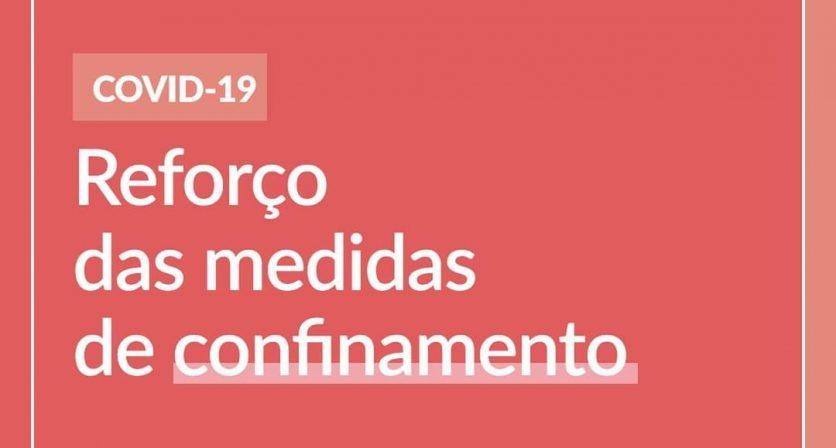 Confinamento - Novas medidas anunciadas hoje pelo Primeiro Ministro, António Costa. 5