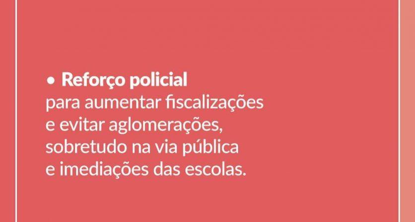 Confinamento - Novas medidas anunciadas hoje pelo Primeiro Ministro, António Costa. 1