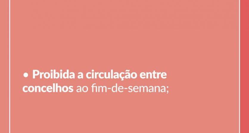 Confinamento - Novas medidas anunciadas hoje pelo Primeiro Ministro, António Costa. 4