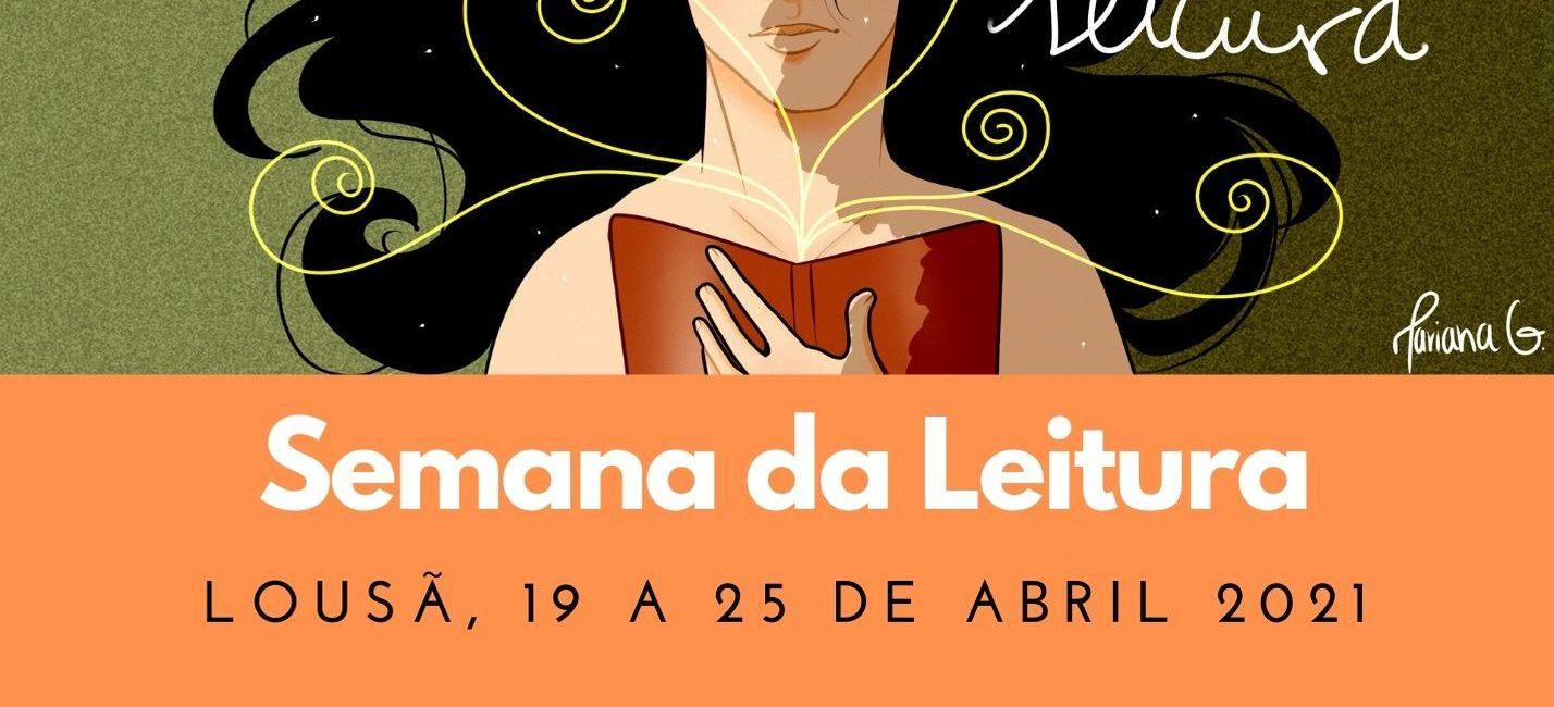 Semana da Leitura da Lousã, de 19 a 25 de abril
