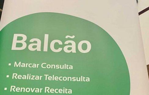"""Edifício dos Paços do Concelho acolhe """"SNS 24 Balcão""""."""