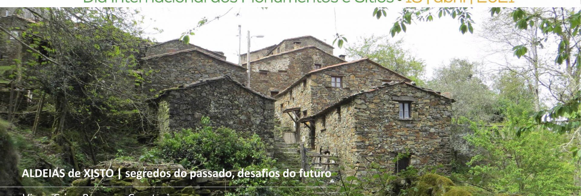 """Comemorações do Dia Internacional dos Monumentos e Sítios """"Passados complexos: Futuros diversos""""."""
