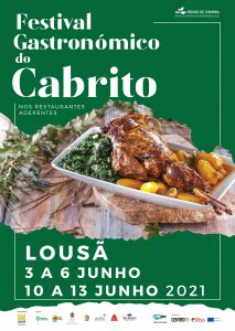 XV Festival Gastronómico do Cabrito 1