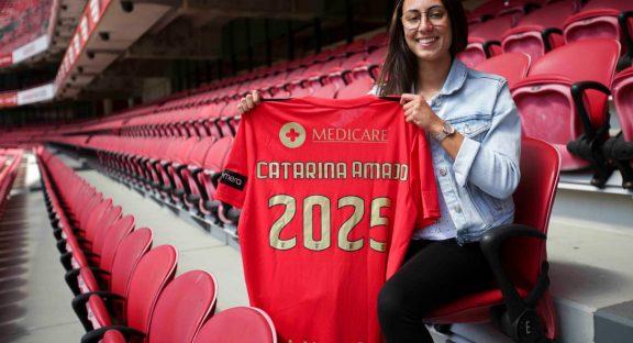 Aprovado voto de reconhecimento à atleta Lousanense Catarina Amado.